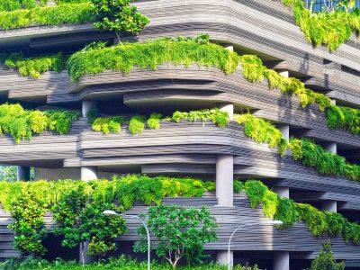Impermeabilizzazione e preparazione superfici per la realizzazione di giardini pensili