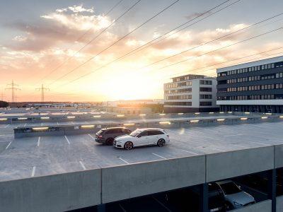Pavimenti in resina e impermeabilizzazioni per parcheggi multipiano e coperture carrabili