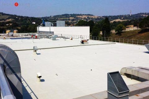 Permalink to:Impermeabilizzazione tetto piano Angelini
