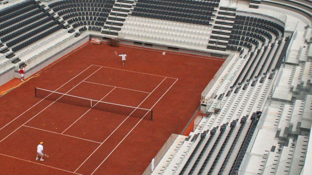 Impermeabilizzazioni in resina e altri servizi per gli impianti sportivi come il Foro Italico