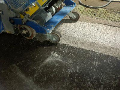 Preparazione delle superfici per pavimenti in resina e impermeabilizzazioni