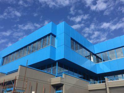 Servizi di tinteggiature per edifici industriali e commerciali