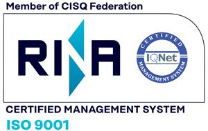 Dal 2001 Tecnoresina Vernici è certificata ISO 9001